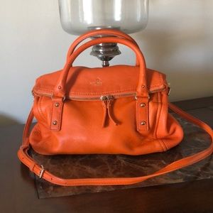 Kate Spade ♠️ Leather Crossbody Bag!